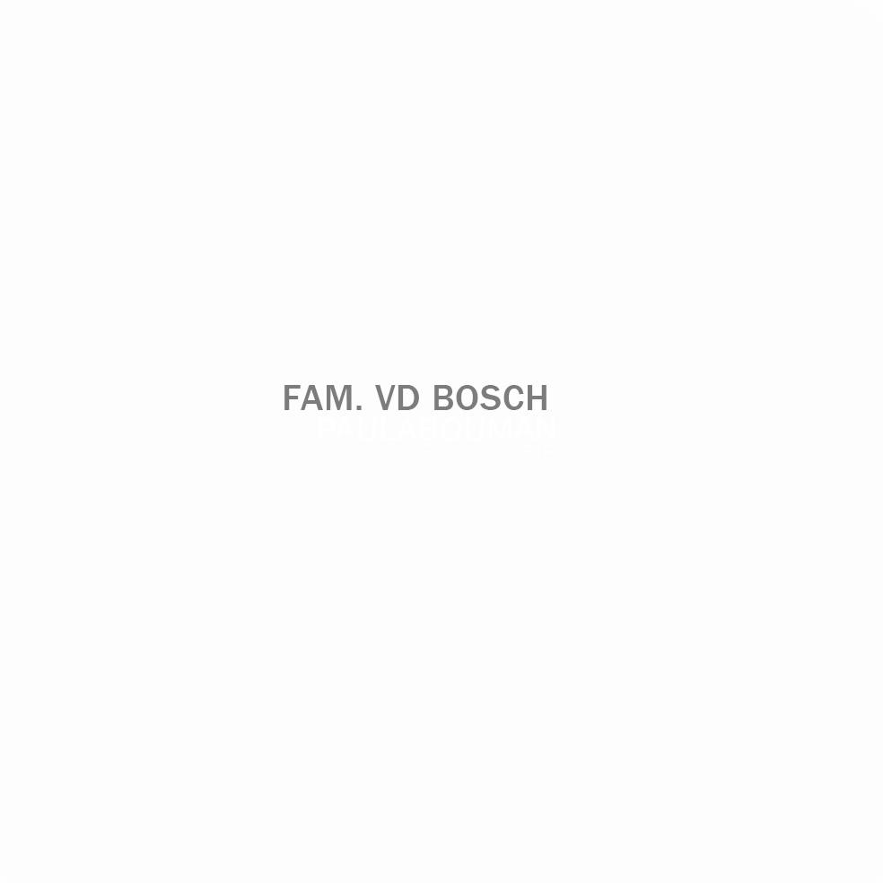 Beveiligd: fam. vd Bosch