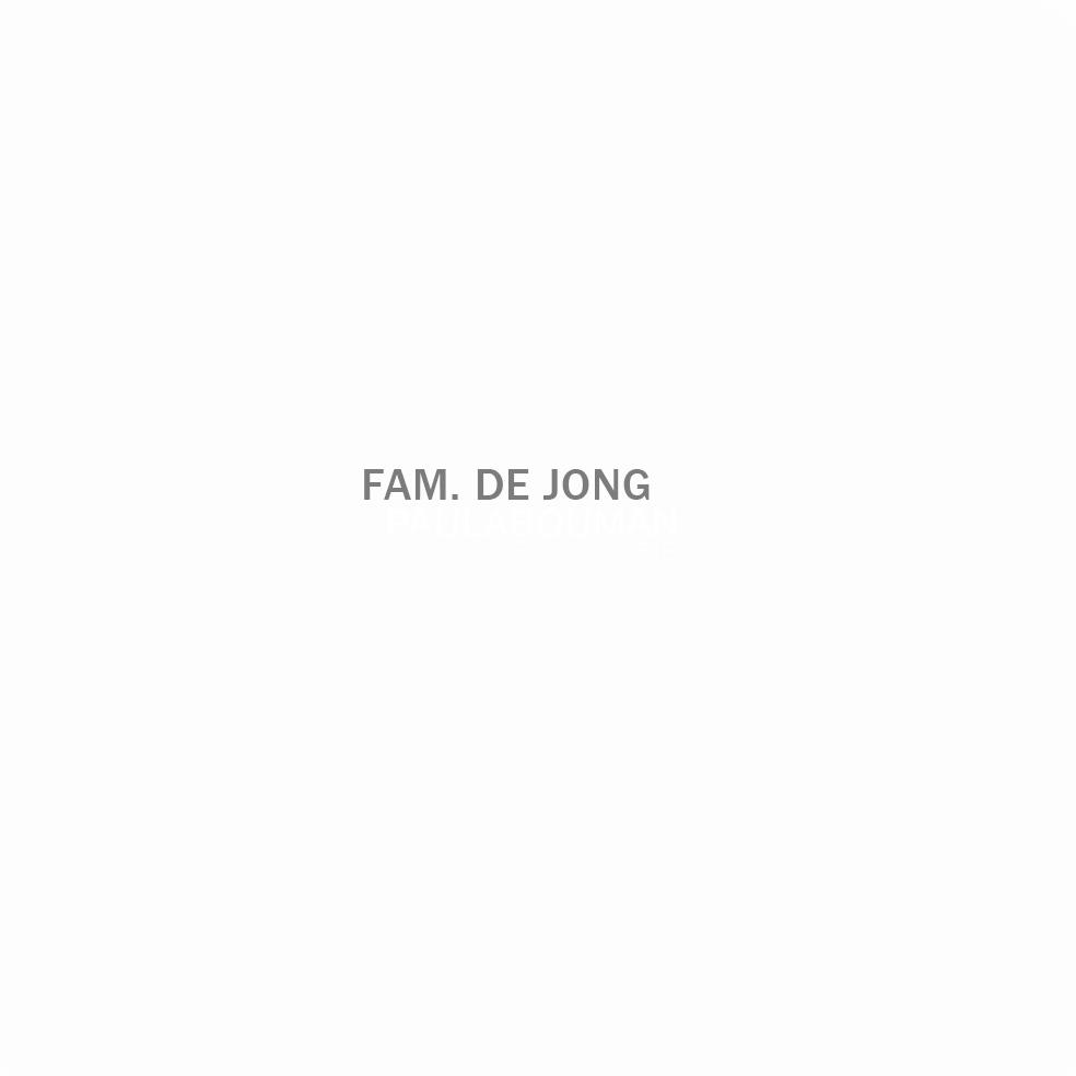 Beveiligd: Fam. de Jong