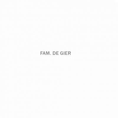 Beveiligd: Fam. de Gier